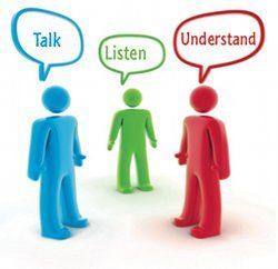 تقنيات الإصغاء و التعبير