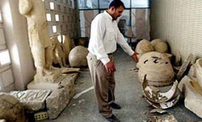تقرير بريطاني: «داعش» يبيع التحف الأثرية المسروقة للغرب