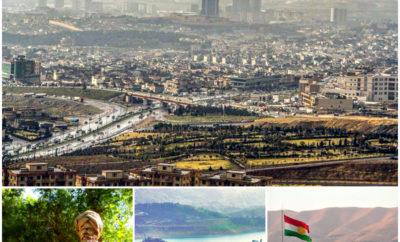 السليمانية.. درة كردستان العراق