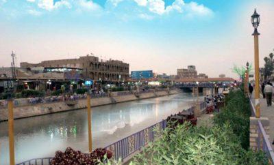 عروس الغراف ..مدينة الشطرة العراقية